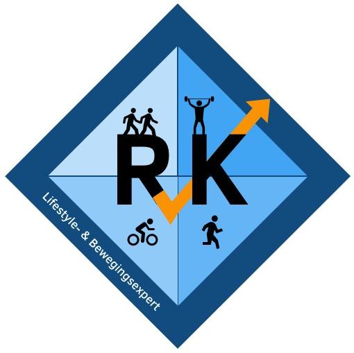 Logo RvK Lifestyle- en Bewegingsexpert